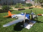 Mick Green's Top Flite GS P-47 ARF